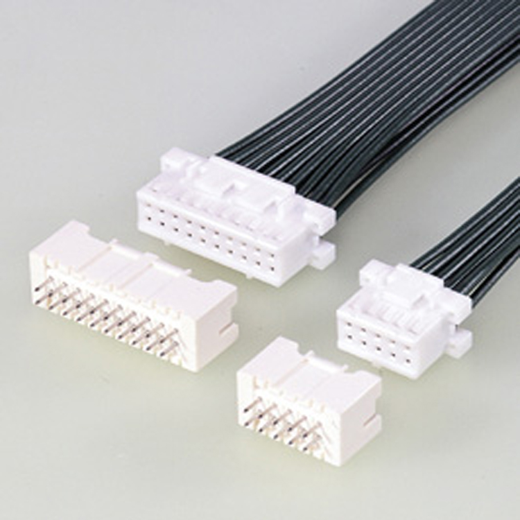 2.5mm Pitch JST XAD XADR Double Row Wire to Board Connector Harness.jpg