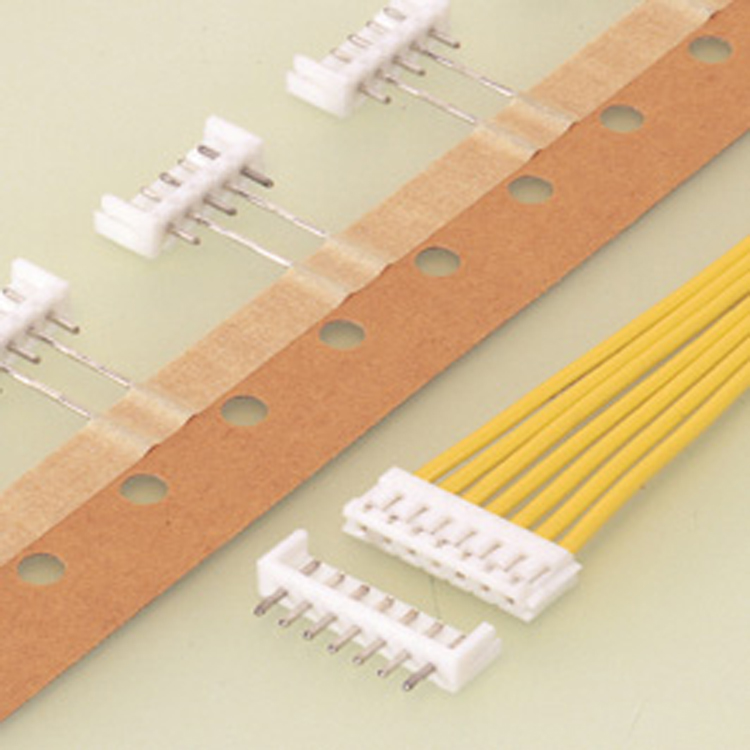 2.5mm Pitch JST EH  Wire Harness with Thin Type Wire to Board Connector.jpg