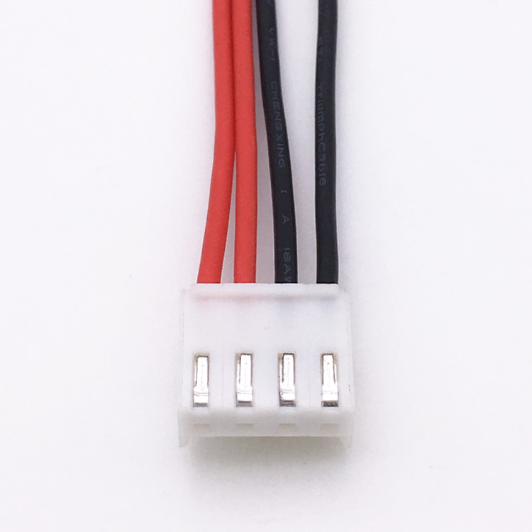 3.96 mm Pitch 4 Pin VH Connector Wire Harness.jpg