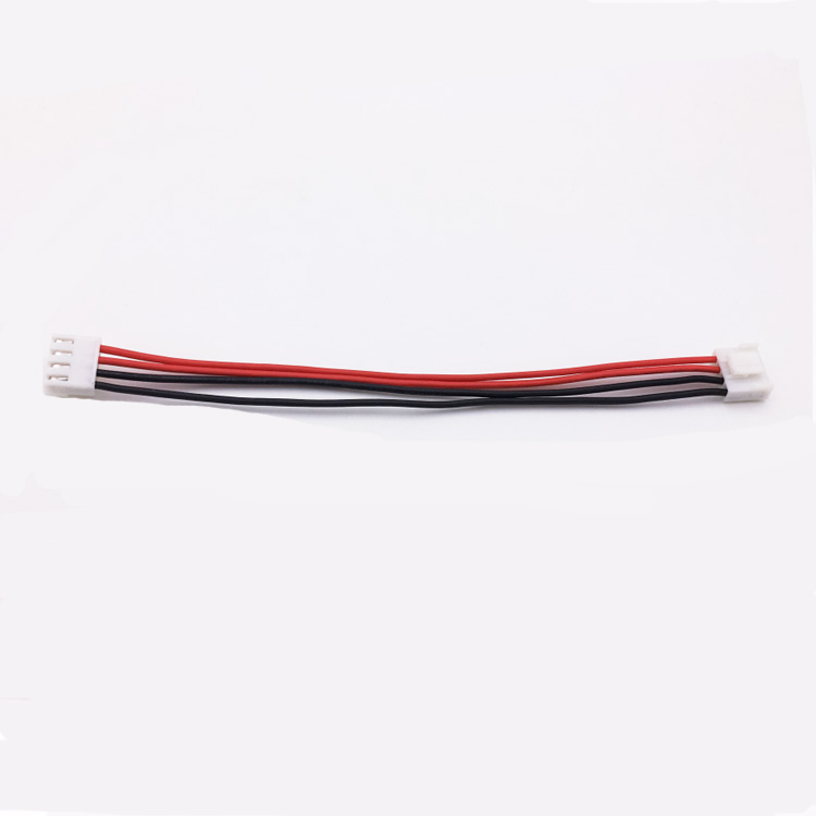 UL1007 18AWG 4 Pin Way Connector Wire Harness.jpg