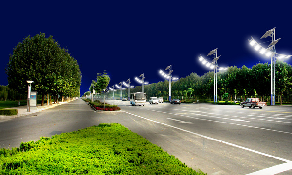 LED Street Lights/ Lamps
