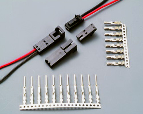 2.54 mm Pitch Wire to Wire Connectors