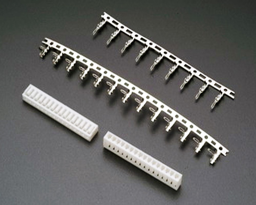 2.5 mm Pitch Board-to-Board Connectors