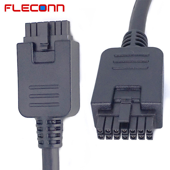 Custom Overmolded Cable Assemblies, FLECONN Manufacturer in China