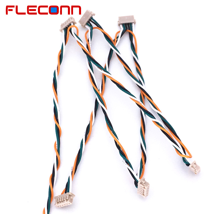 Hirose DF13-6S-1.25C 6 Pin Connector Wire Harness and Cable Assembly Suppliers