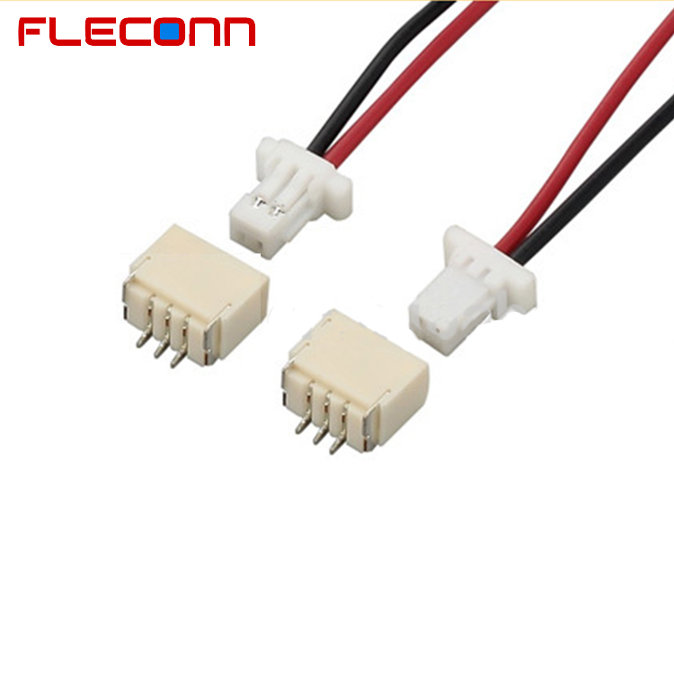 1.0mm Pitch JST SH Connector Wire Harness, 2 3 4 5 6 7 8 9 10 Pin