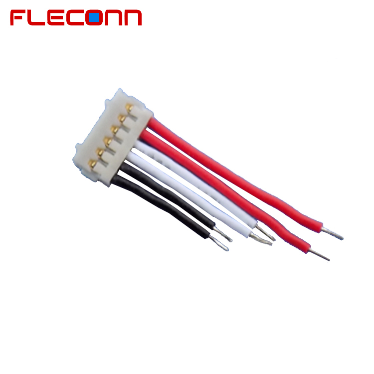 Ptich 1.2mm 3 4 6 Pin JST ACHF ACHL Connector Wire Harness