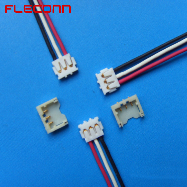 1.2mm Pitch 2 3 4 5 Pin JST ACH Connector Wire Harness for DC Power Supply