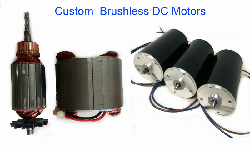 Custom Brushless DC Motor