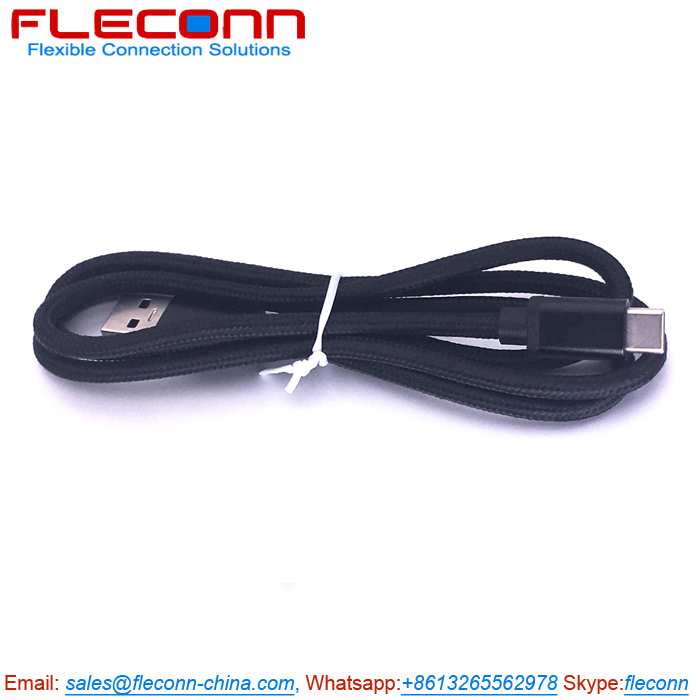 USB Type A to Type C Cable, Manufacturer & Supplier in China