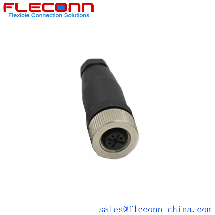 M12 Female Connector
