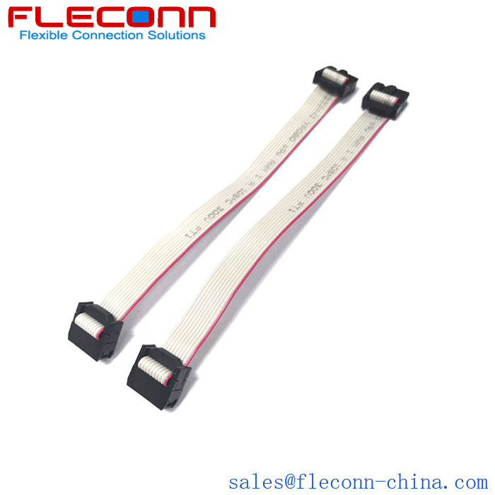 10 Pin IDC Flat Ribbon Cable