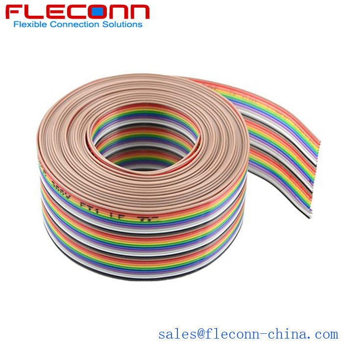 Custom Multi-Core IDC Ribbon cable