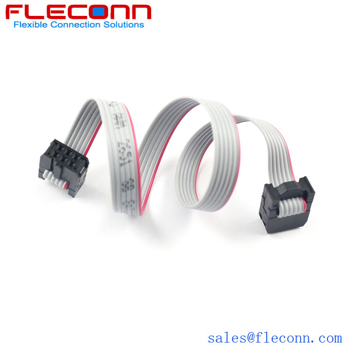 IDC Ribbon Cable 6 Pin
